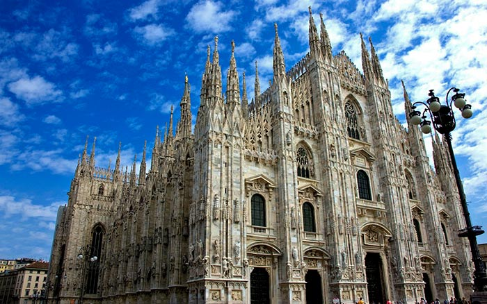 The Charm of Duomo di Milano