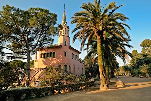 Gaudi House-Museum
