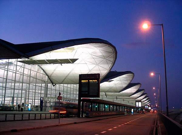 Hong Kong International Airport, Hong Kong