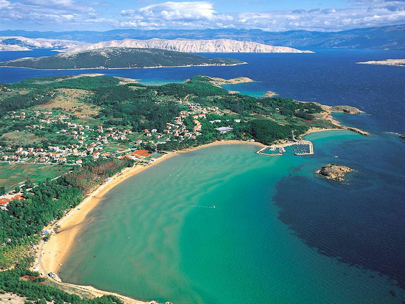 Island of Cres Croatia
