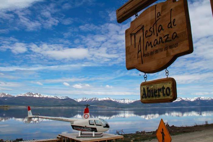 La Mesita de Almanza in Argentina