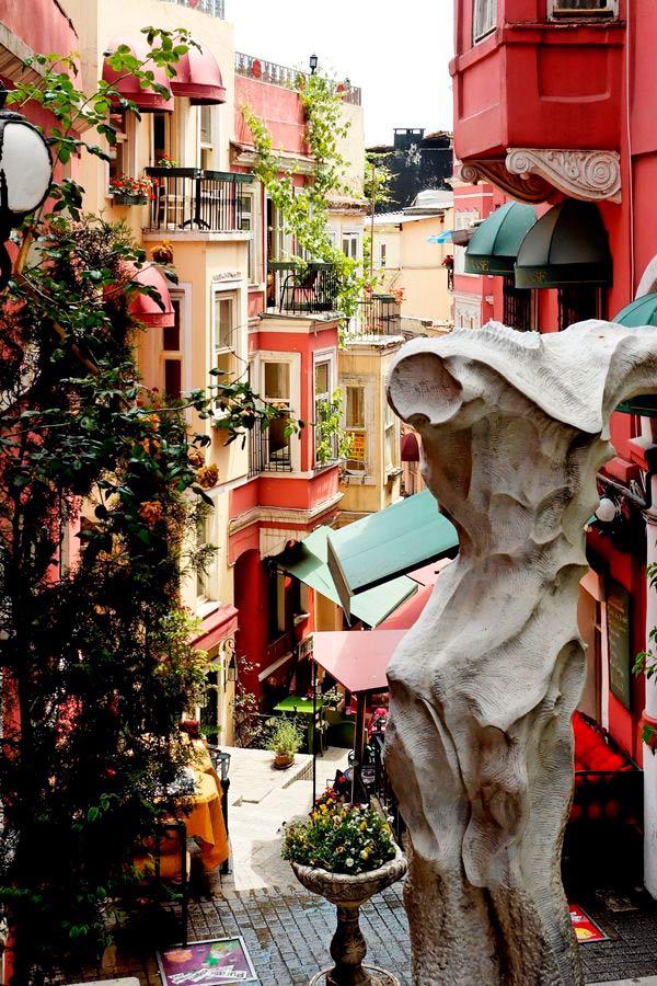 La Rue Française, Istanbul, Turkey