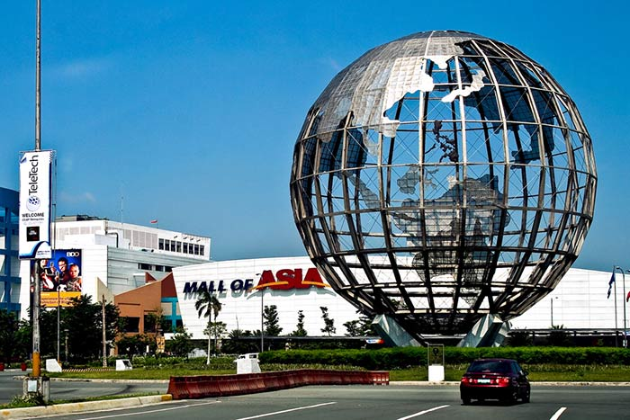 Mall of Asia, Pasay, Philippines