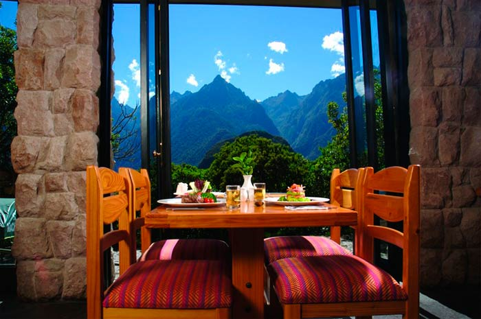 Tampu Restaurant in Peru