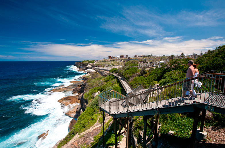 Join the Bondi to Coogee Walk