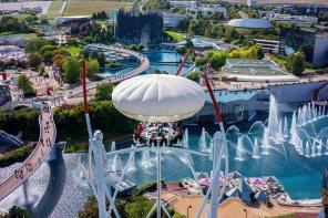 Futuroscope Amusement Park, Aerobar
