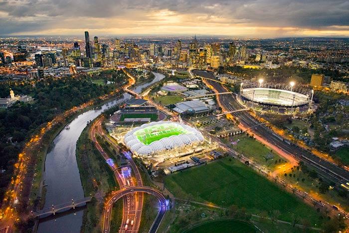 Sport in Melbourne
