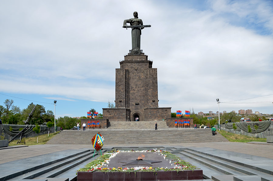 Mother-Armenia-Monument