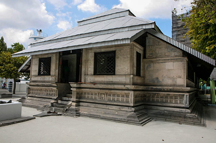 Old Friday Mosque, Maldives