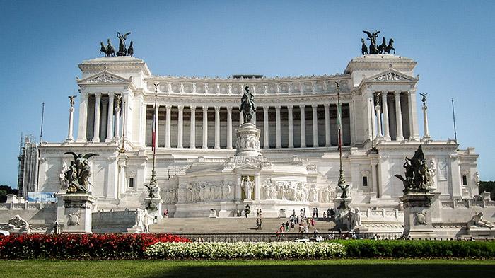The Altare della Patria