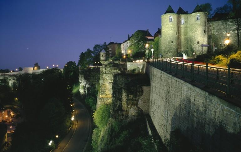 Three Towers Luxemburg