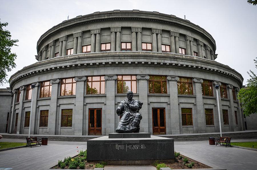 opera house Yerevan Armenia