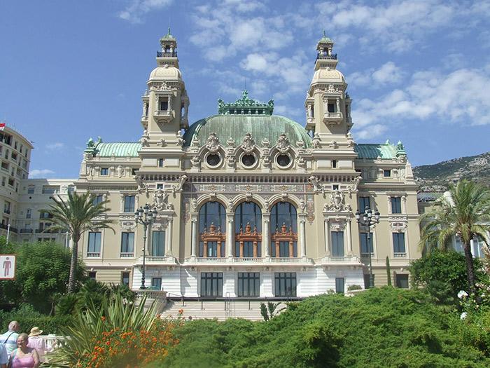 Monaco Opera House