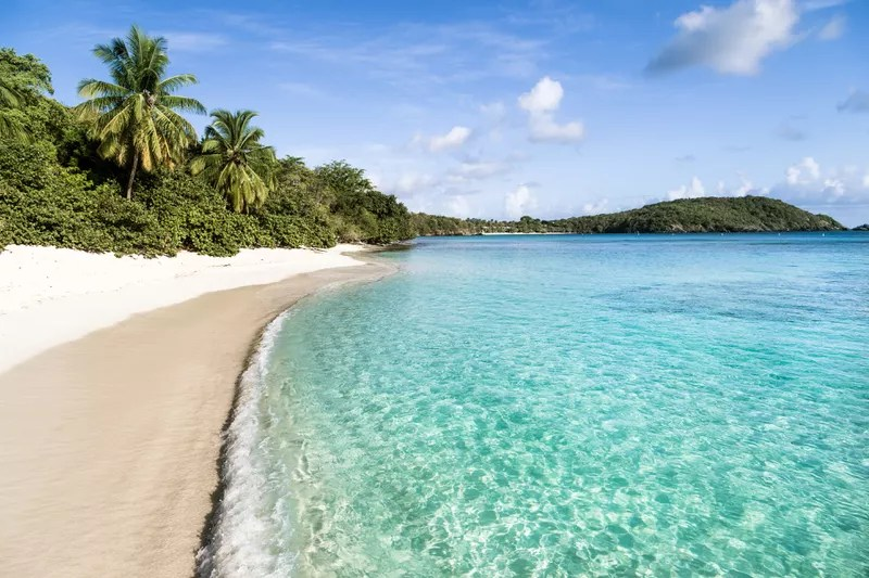 St.John US Virgin Island - USA Vacations in december