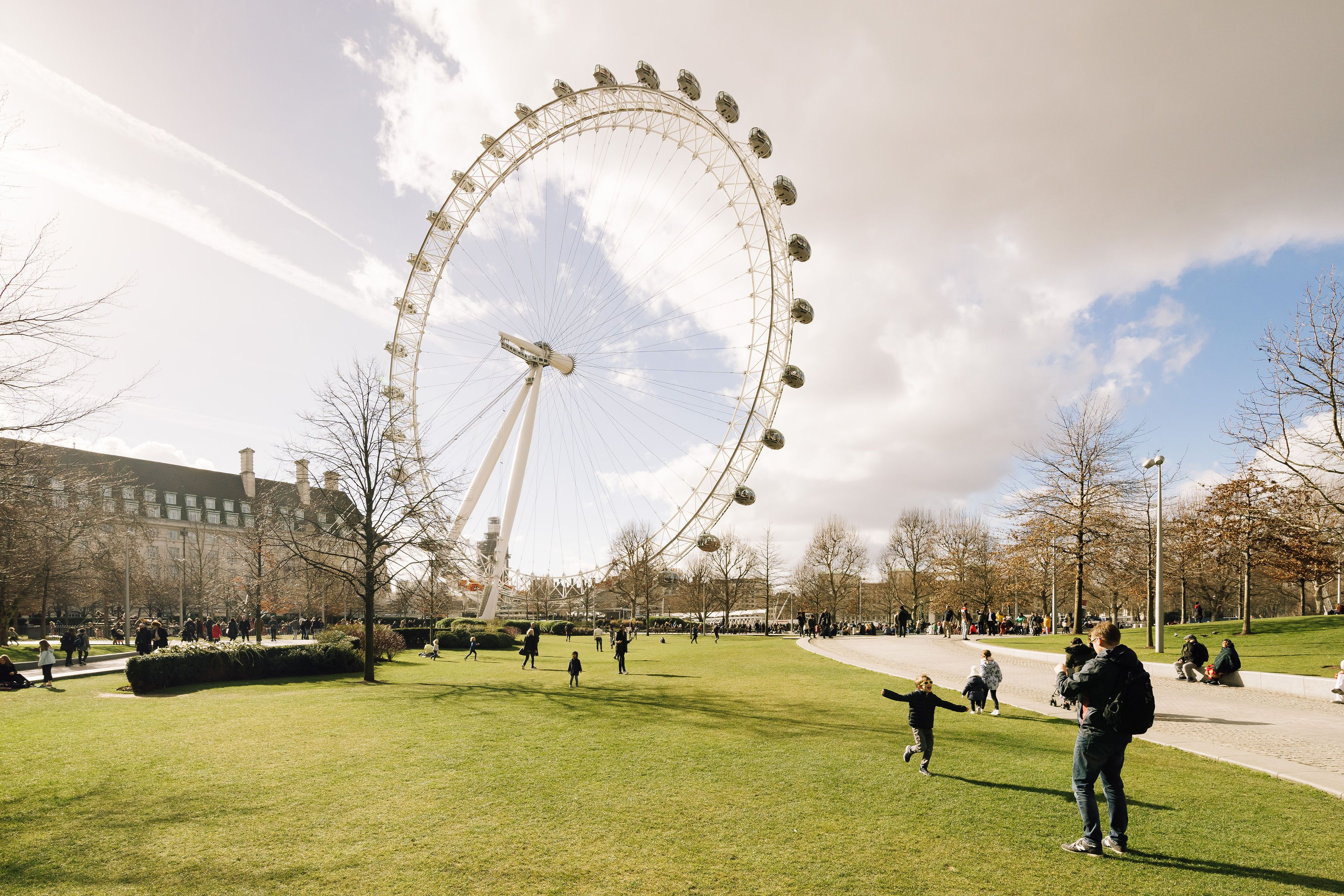 15 Fun Facts About The London Eye