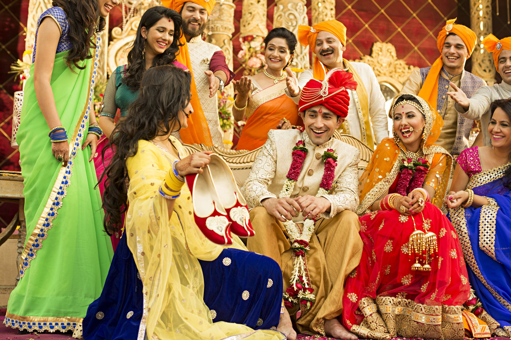 7 Top Wedding Planners In India