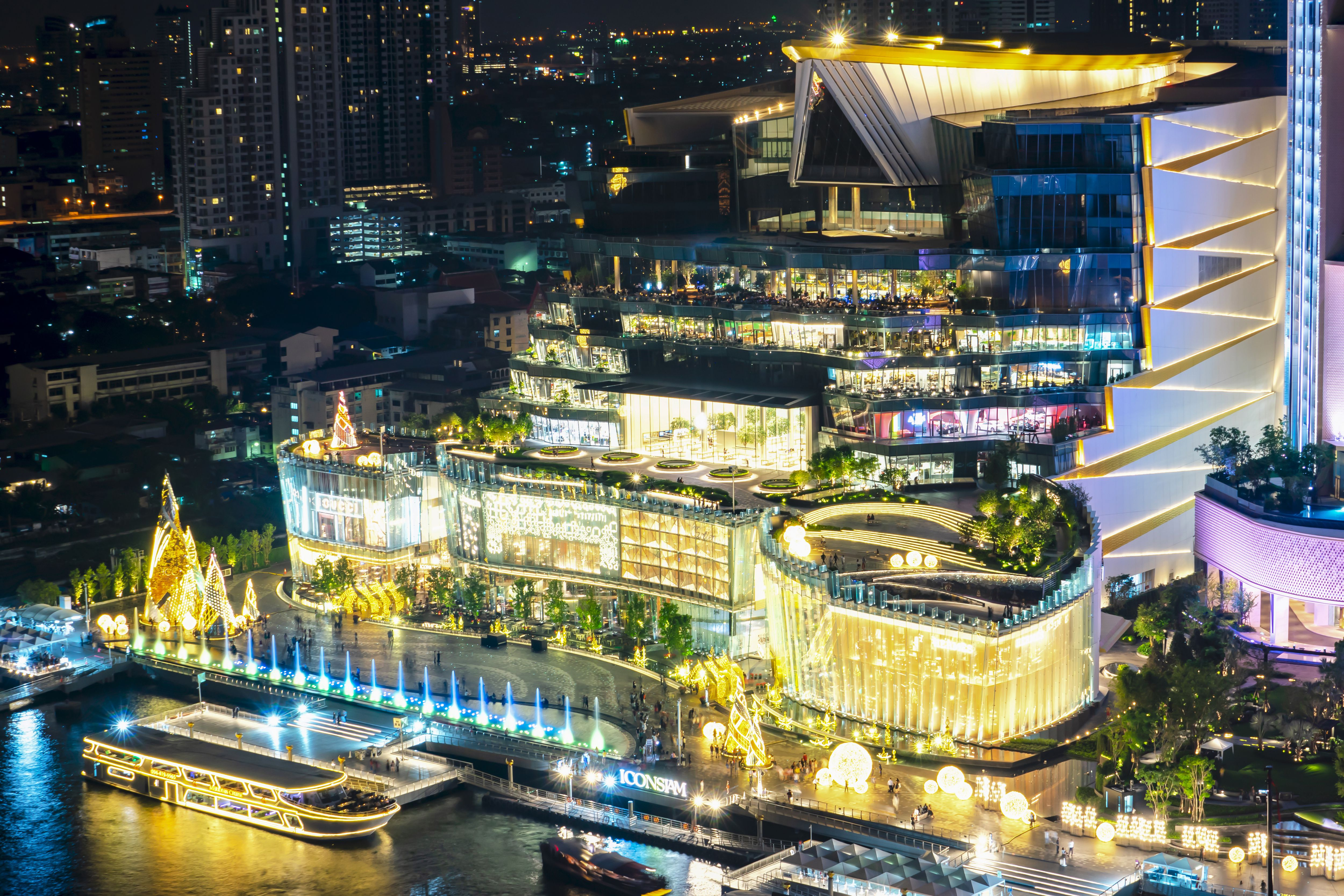 Iconsiam In Bangkok The Complete Guide