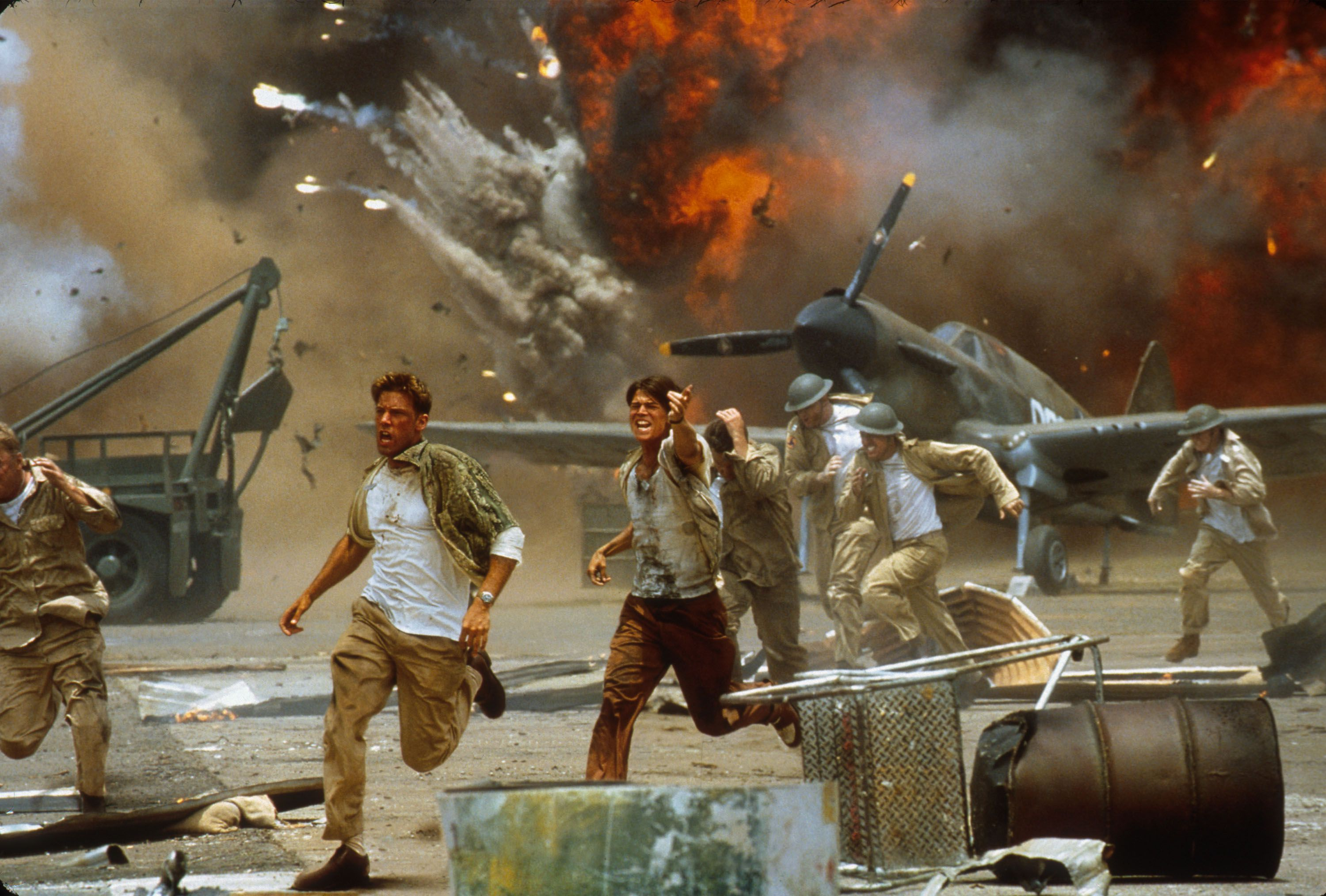 The Making Of The Film Pearl Harbor