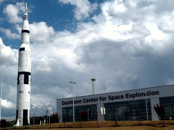 Visiting the U.S. Space and Rocket Center