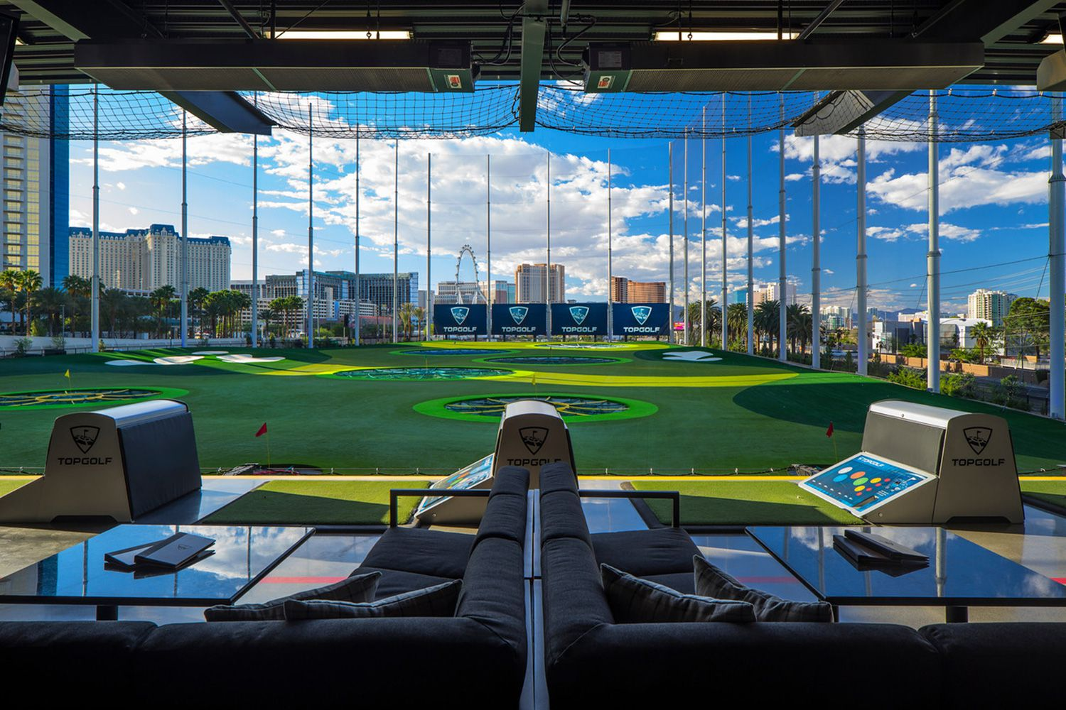 Top Golf Las Vegas Is More Than Just Golf