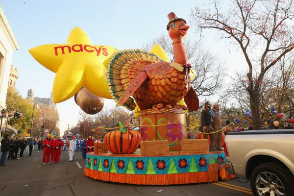 2018 Macy's Thanksgiving Day Parade Visitors Guide