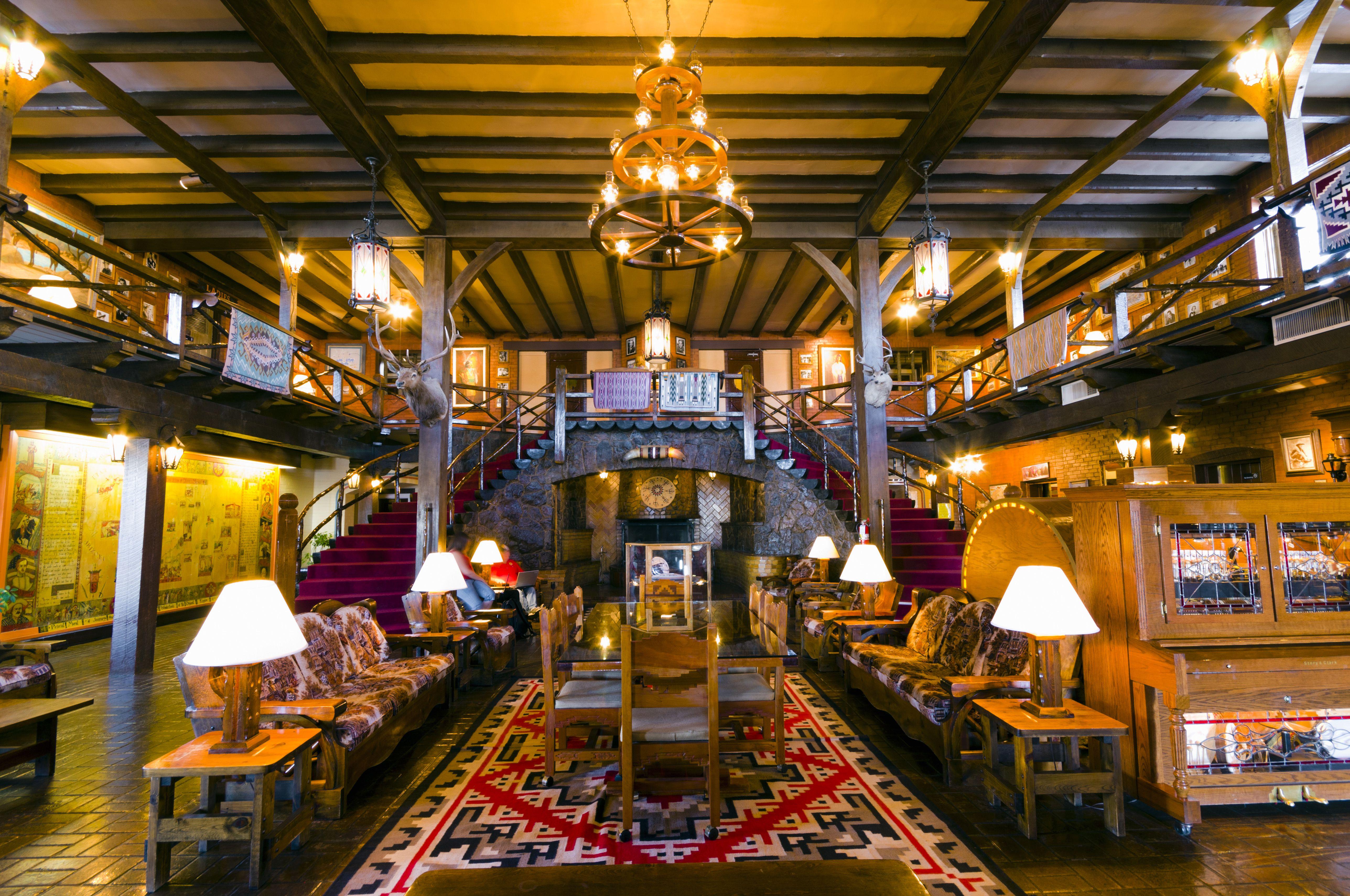 Visiting The Historic El Rancho Hotel