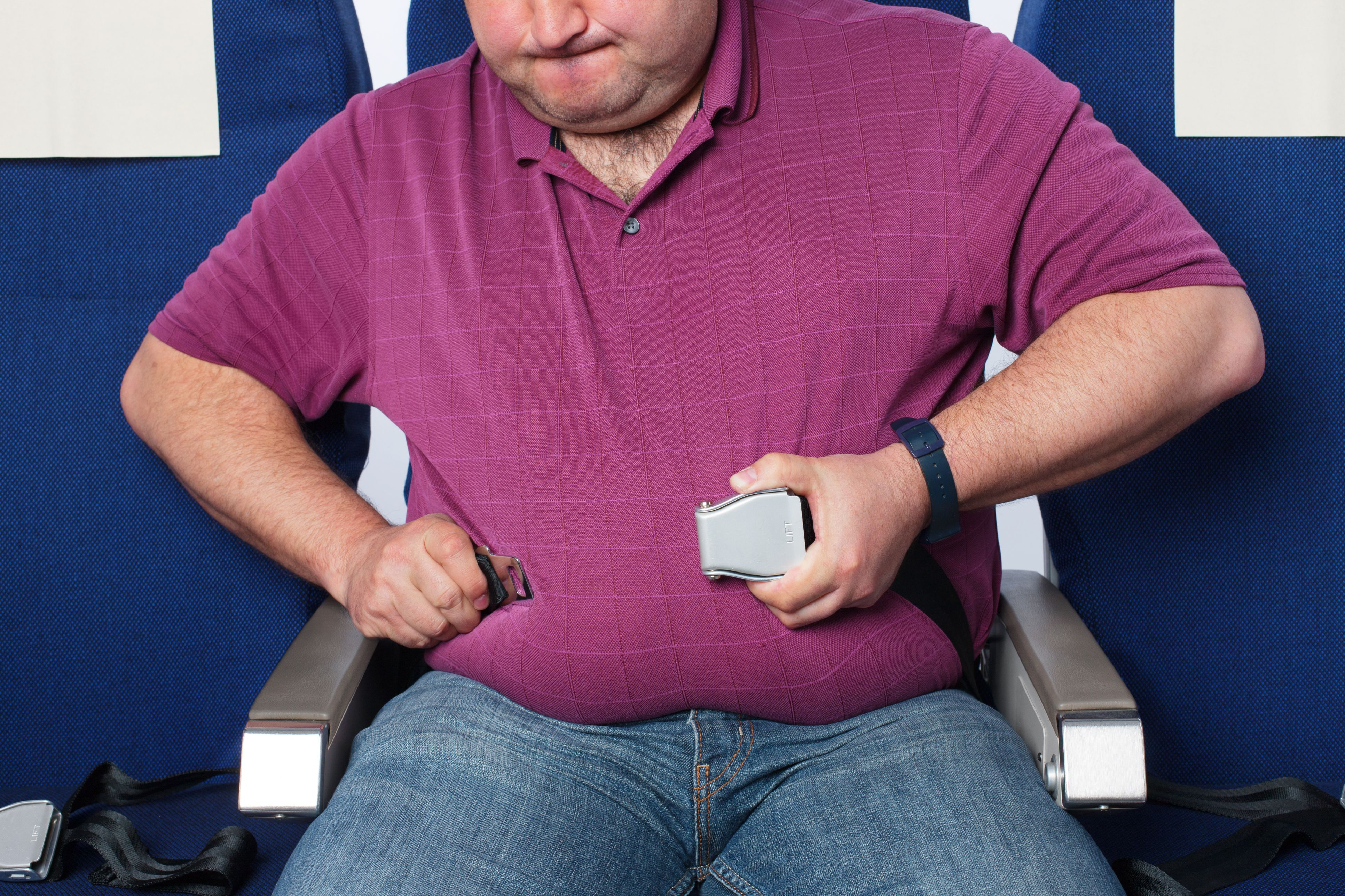 North American Airlines Weigh In On Rules For Overweight