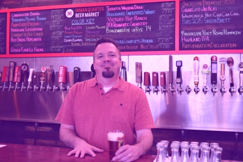 Inside Atlanta: The Stout Brothers' Byron Fullmer