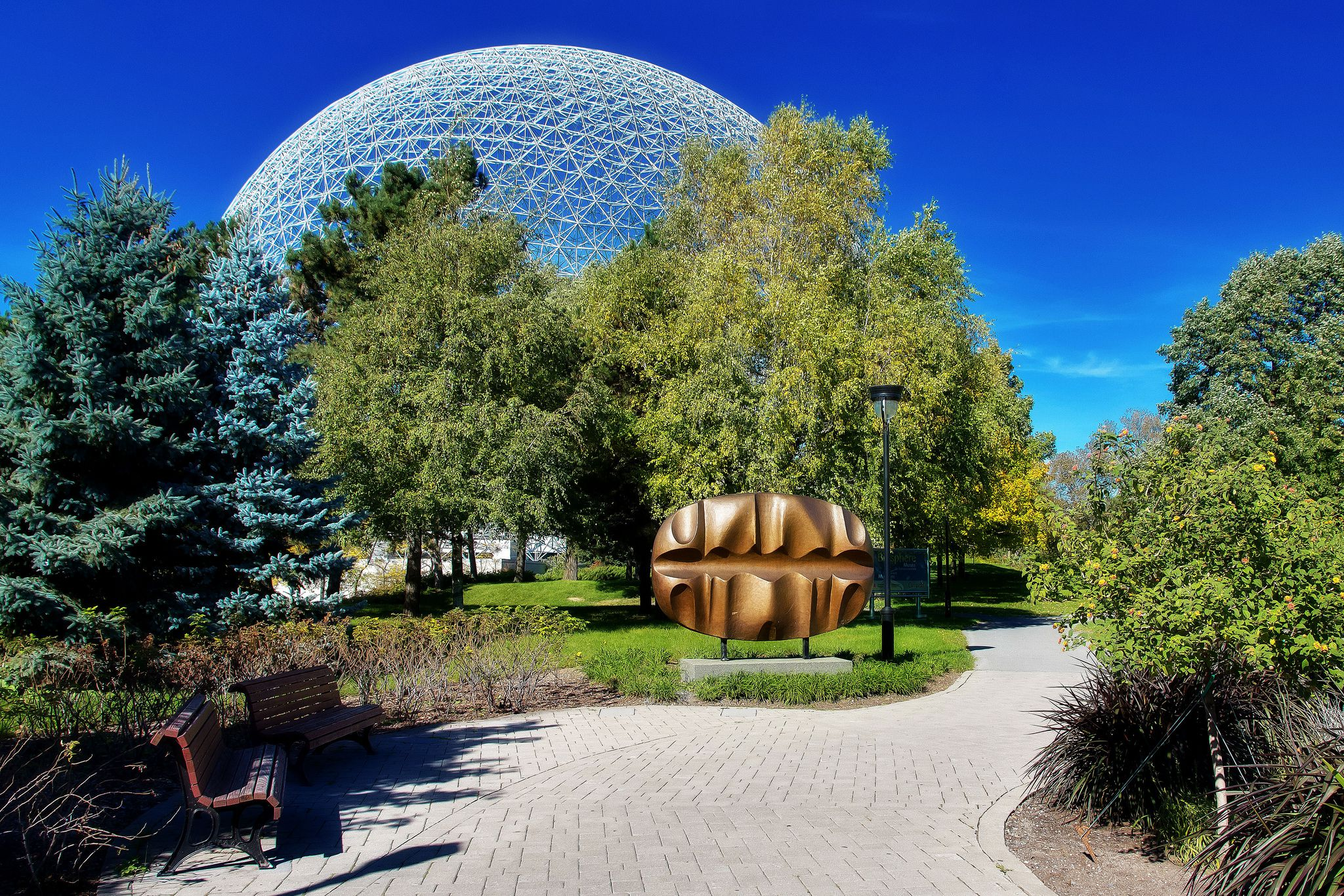 Parc Jean Drapeau Attractions