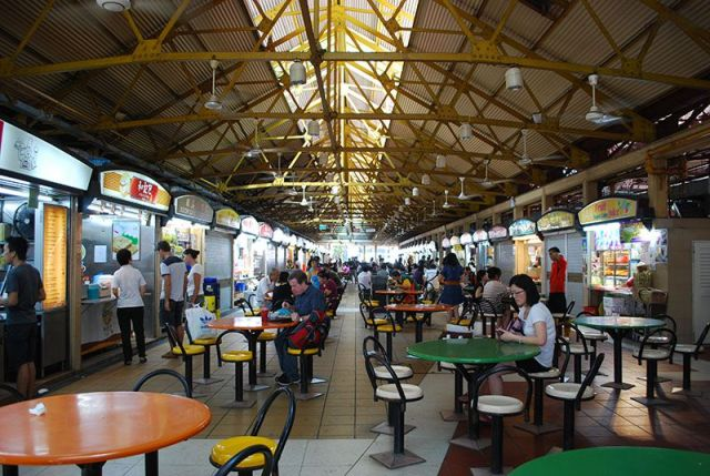 Image result for maxwell road market