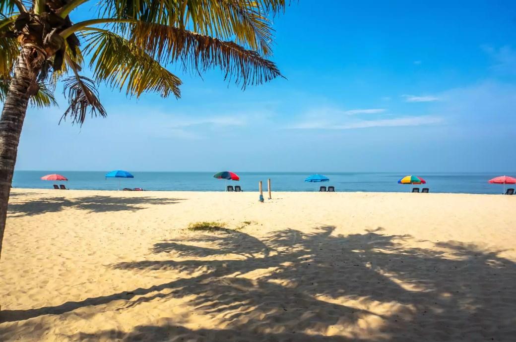 Marari beach, Kerala.
