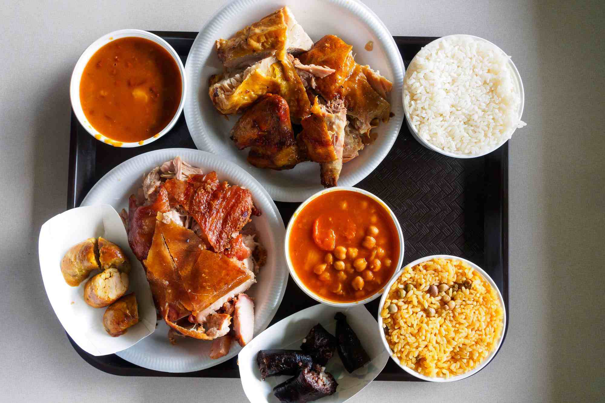 The 5 Best Foods To Try In Puerto Rico