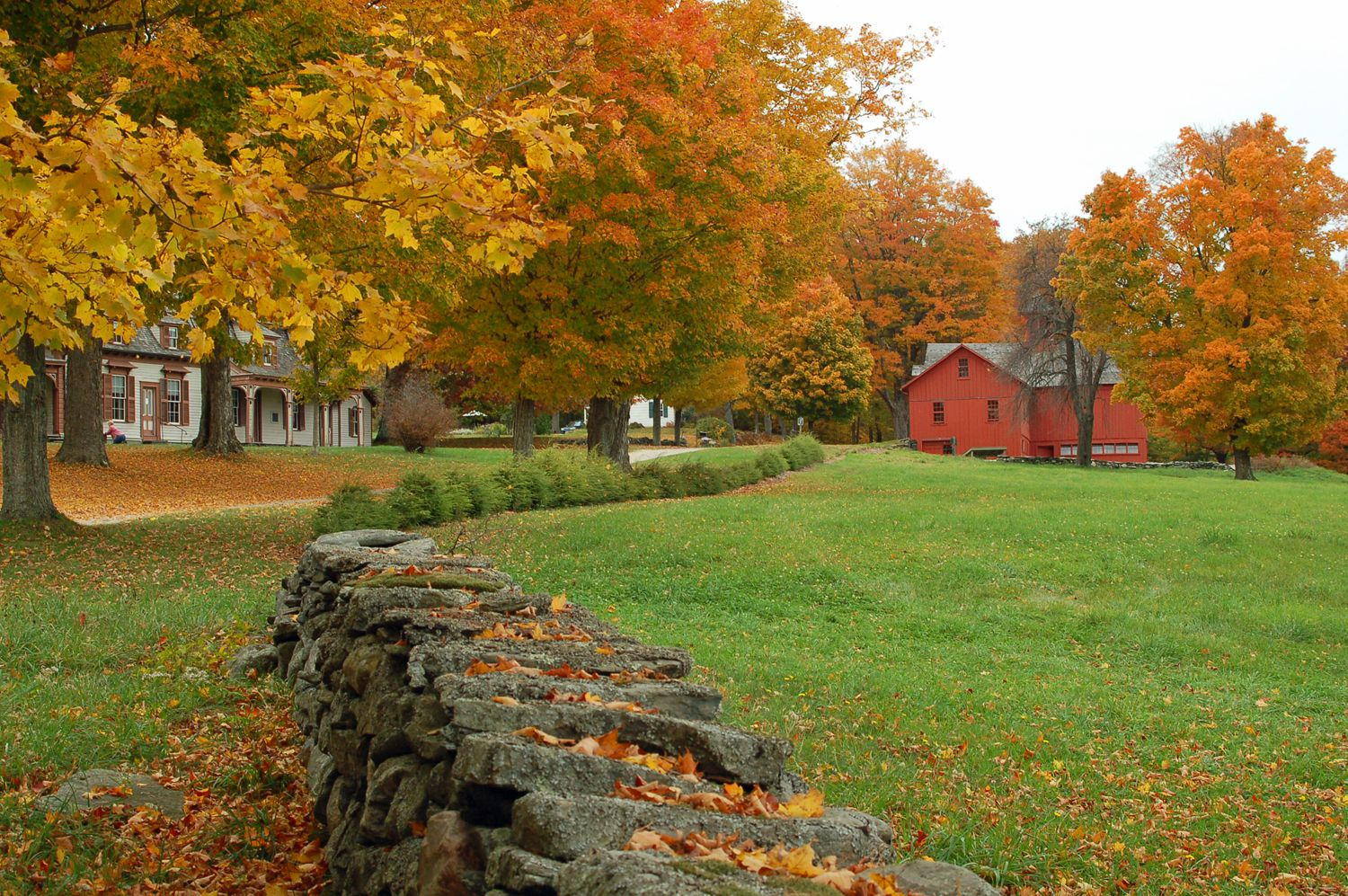 New England S Best Fall Weekend Events