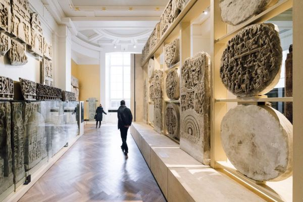 A Walking Tour of the British Museum