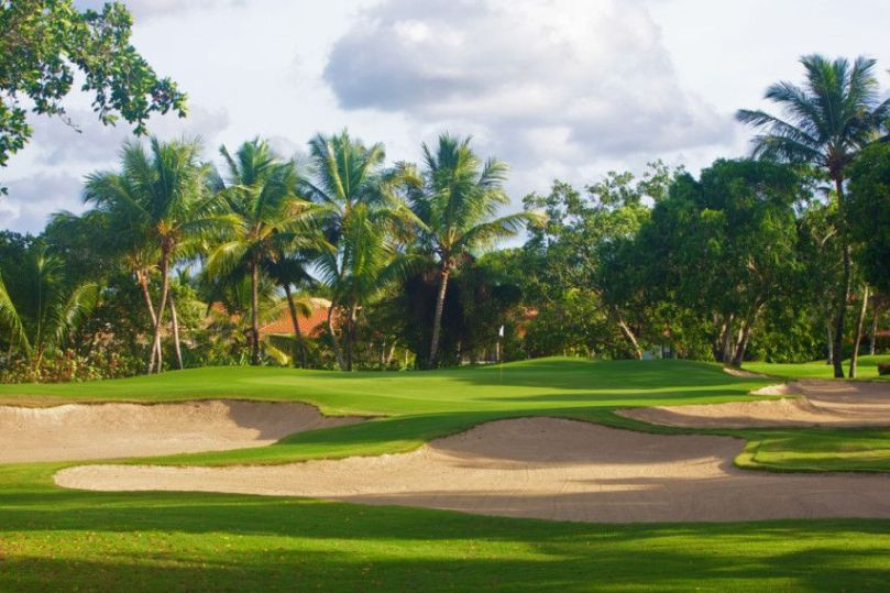Best Golf Resorts and Courses in the Dominican Republic Cocotal Golf   Country Club