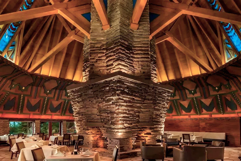 Nakoma Clubhouse Frank Lloyd Wright In California