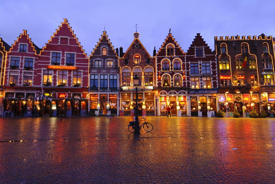 Christmas During Bruges