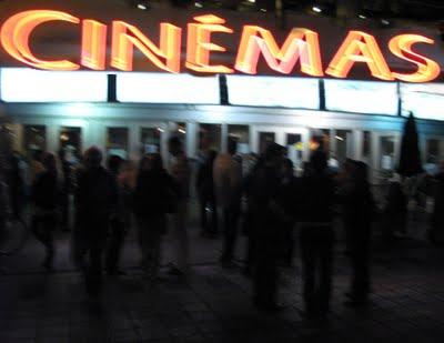 Quartier Latin cinema. The Montreal World Film Festival 2010.