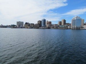 Halifax as Viewed From the Ferry