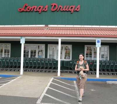 Longs Drugs on Kauai! Everything you need for a tourist stopover!