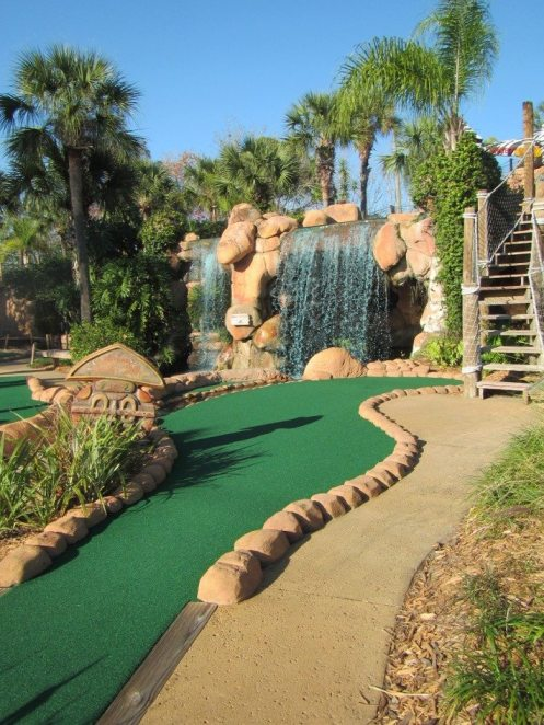Congo River Mini Golf
