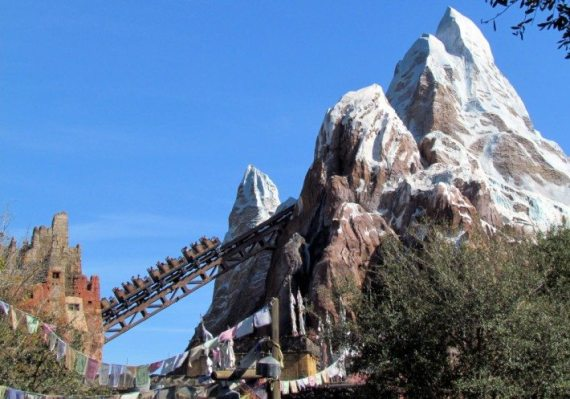 The screams could be heard across the valley and echoed on the streets of Tibet as we continued our world travels at Animal Kingdom.