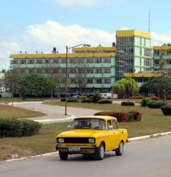 The tourist industry is critical to the economy of Cuba and in Morón there is a very large Tourism Institute where the multilingual students learn the craft of the tourist industry which their lives depend on.