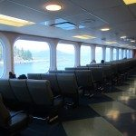 On The BC Ferry To Sechelt