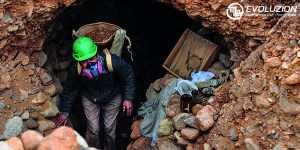 Mining adventure in Chile