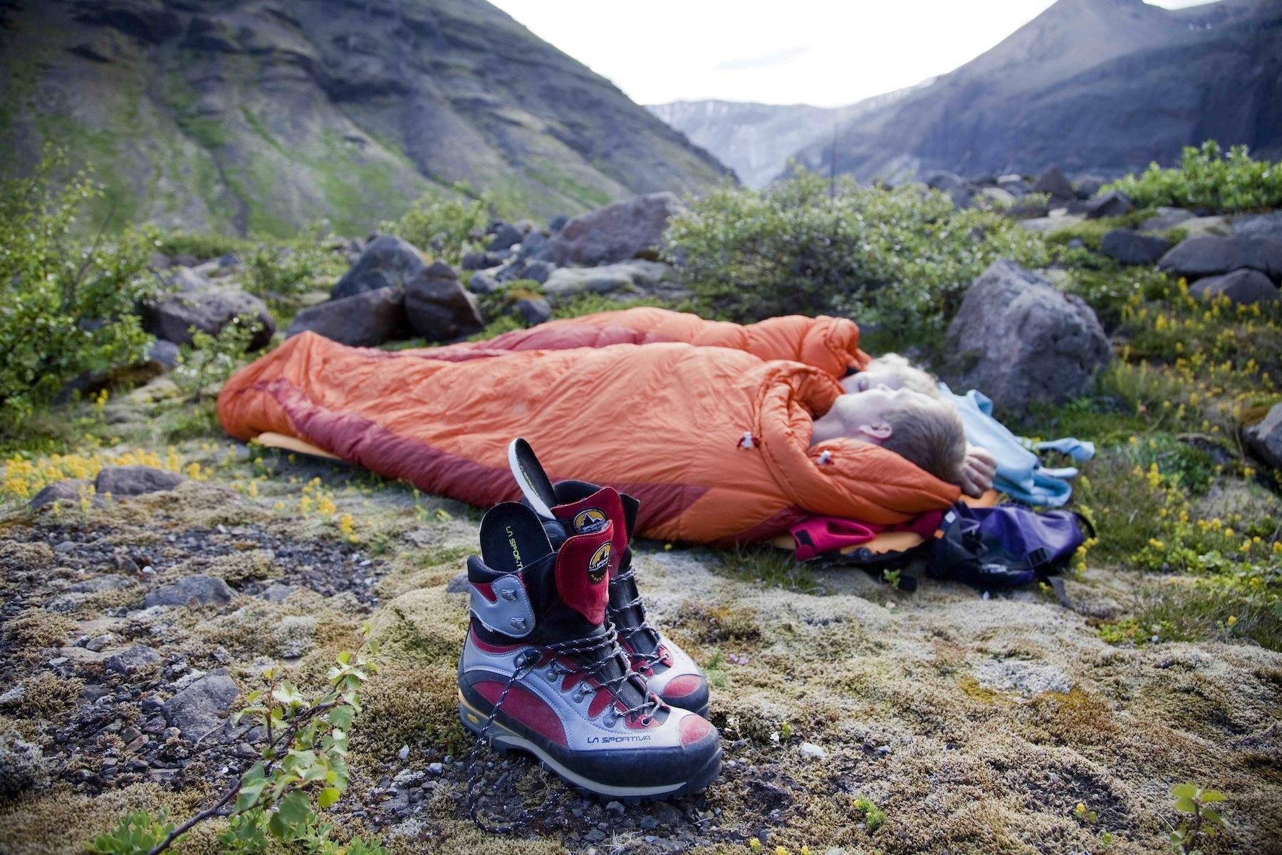 Islannin luonto luo oivat puitteet kuhertelulle. (Kuva: Björgvin Hilmarsson)