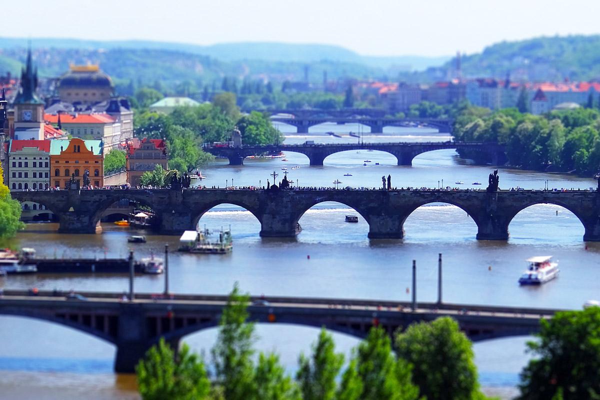 Käytännön vinkit Prahan matkalle