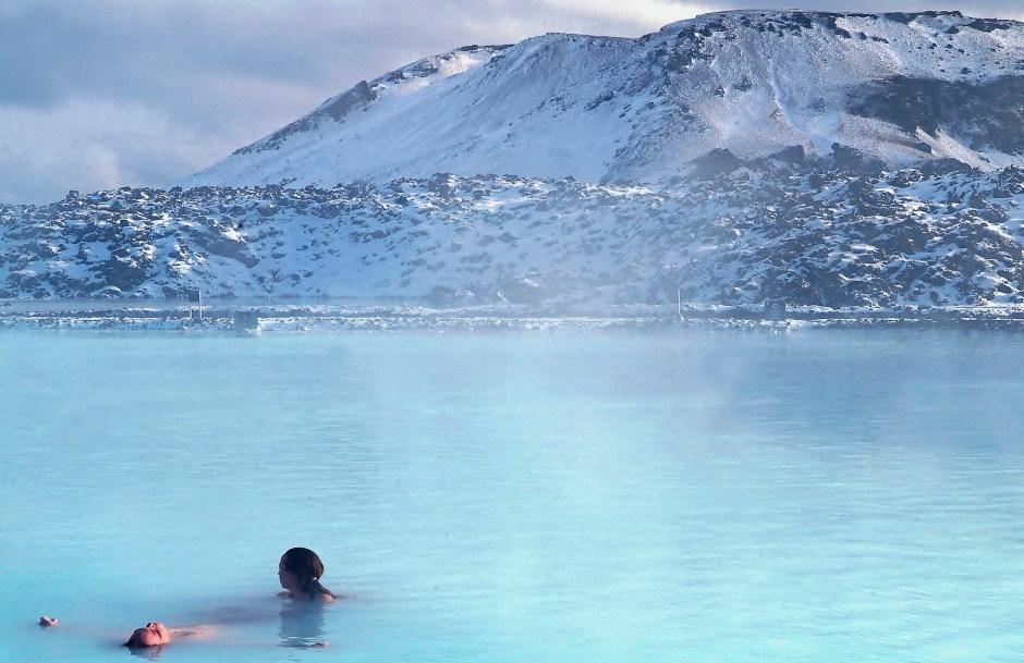 Ah, ihana ja ainutkertainen Blue Lagoon. Kuva: Blue Lagoon.