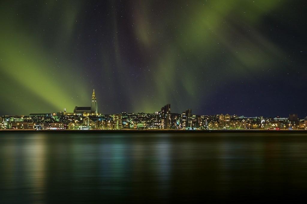 Reykjavík, siinä silmä lepää! Kuva: Visit Reykjavik, ©RagnarThSigurdsson