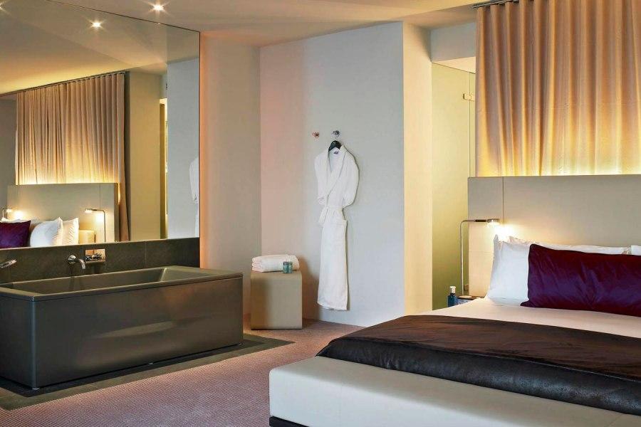 Cool Corner Suite. © W Barcelona
